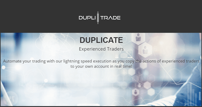 DupliTrade Review