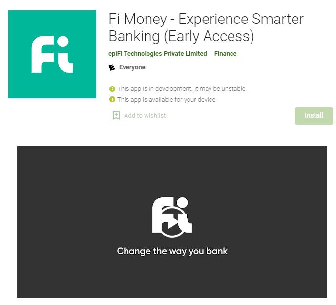 FI Money App